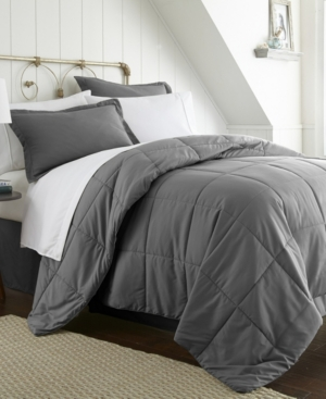 A Beautiful Bedroom 8 Piece Bed in a Bag Set by The Home Collection, King Bedding