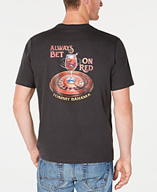 Tommy Bahama Men's Always Bet On Red Graphic T-Shirt