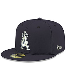 New Era Los Angeles Angels Re-Dub 59FIFTY Fitted Cap