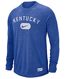 Nike Men's Kentucky Wildcats Stadium Long Sleeve T-Shirt