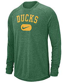 Nike Men's Oregon Ducks Stadium Long Sleeve T-Shirt
