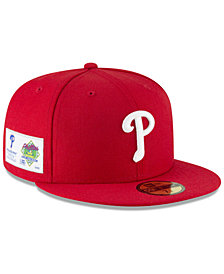 New Era Philadelphia Phillies Jersey Custom 59FIFTY Fitted Cap