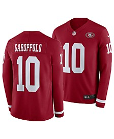 Men's Jimmy Garoppolo San Francisco 49ers Therma Jersey
