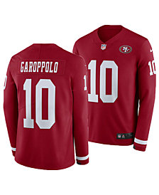 Nike Men's Jimmy Garoppolo San Francisco 49ers Therma Jersey