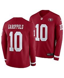 Nike Men's Jimmy Garoppolo San Francisco 49ers Therma Jersey