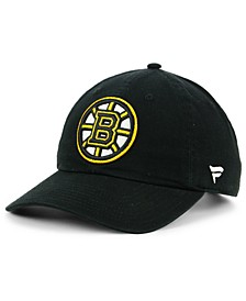 Boston Bruins Fan Relaxed Adjustable Strapback Cap
