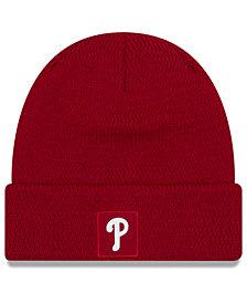 New Era Philadelphia Phillies Sport Knit Hat