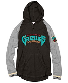 Mitchell & Ness Men's Vancouver Grizzlies SlugFest Hoodie