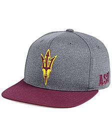 adidas Arizona State Sun Devils Stadium Performance Snapback Cap