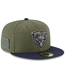 New Era Chicago Bears Salute To Service 59FIFTY FITTED Cap
