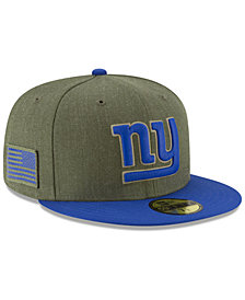New Era New York Giants Salute To Service 59FIFTY FITTED Cap