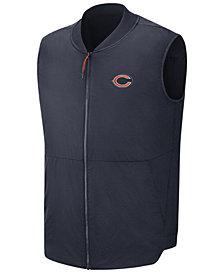 Nike Men's Chicago Bears Sideline Coaches Vest