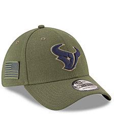 New Era Houston Texans Salute To Service 39THIRTY Cap