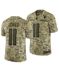 Nike Men's Julio Jones Atlanta Falcons Salute To Service Jersey 2018