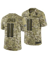 Nike Men s Julio Jones Atlanta Falcons Salute To Service Jersey 2018 c3f732049b