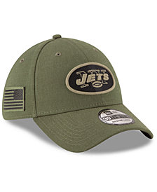 New Era New York Jets Salute To Service 39THIRTY Cap