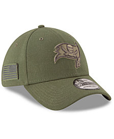 New Era Tampa Bay Buccaneers Salute To Service 39THIRTY Cap