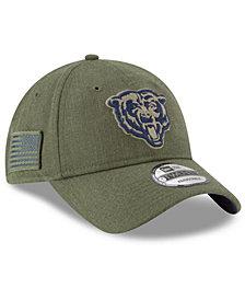 New Era Chicago Bears Salute To Service 9TWENTY Cap