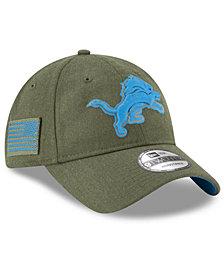 New Era Detroit Lions Salute To Service 9TWENTY Cap