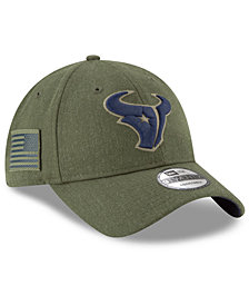 New Era Houston Texans Salute To Service 9TWENTY Cap