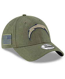 New Era Los Angeles Chargers Salute To Service 9TWENTY Cap