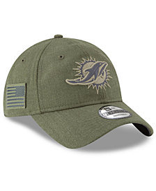 New Era Miami Dolphins Salute To Service 9TWENTY Cap