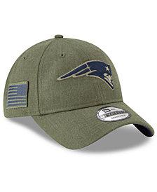 New Era New England Patriots Salute To Service 9TWENTY Cap