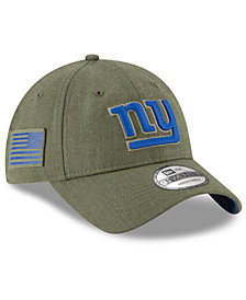 New Era New York Giants Salute To Service 9TWENTY Cap