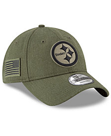New Era Pittsburgh Steelers Salute To Service 9TWENTY Cap