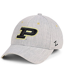 Zephyr Purdue Boilermakers Tailored Flex Stretch Fitted Cap