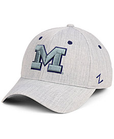 Zephyr Michigan Wolverines Tailored Flex Stretch Fitted Cap
