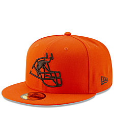 New Era Cleveland Browns Logo Elements Collection 59FIFTY FITTED Cap