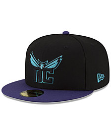 New Era Charlotte Hornets Dark City Combo 59FIFTY FITTED Cap