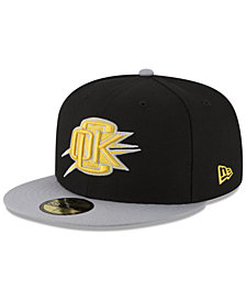 New Era Oklahoma City Thunder Dark City Combo 59FIFTY FITTED Cap