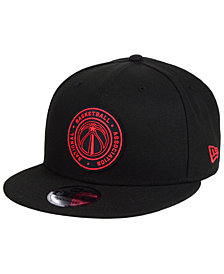 New Era Washington Wizards Circular 9FIFTY Snapback Cap