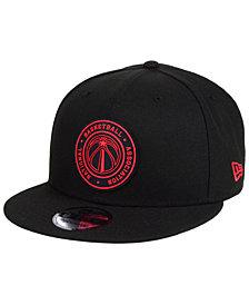 New Era Washington Wizards Circular 9FIFTY Snapback Cap