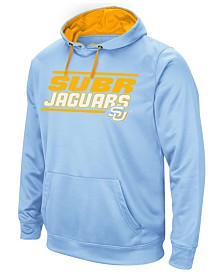 Colosseum Men's Southern Jaguars Stack Performance Hoodie