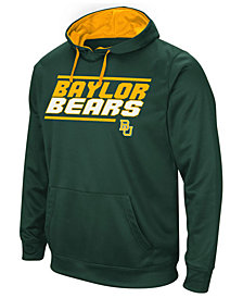 Colosseum Men's Baylor Bears Stack Performance Hoodie