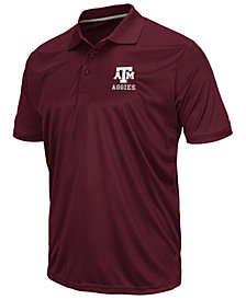 Colosseum Men's Texas A&M Aggies Short Sleeve Polo