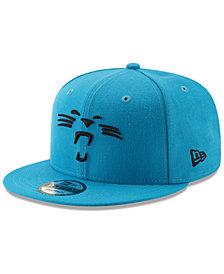New Era Carolina Panthers Logo Elements Collection 9FIFTY Snapback Cap