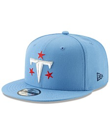 New Era Tennessee Titans Logo Elements Collection 9FIFTY Snapback Cap