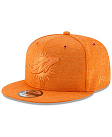 New Era Miami Dolphins Tonal Heat 9FIFTY Snapback Cap