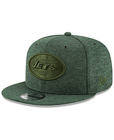 New Era New York Jets Tonal Heat 9FIFTY Snapback Cap