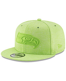 New Era Seattle Seahawks Tonal Heat 9FIFTY Snapback Cap