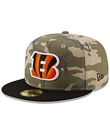 New Era Cincinnati Bengals Vintage Camo 59FIFTY FITTED Cap