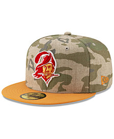 New Era Tampa Bay Buccaneers Vintage Camo 59FIFTY FITTED Cap