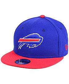 New Era Boys' Buffalo Bills Two Tone 9FIFTY Snapback Cap