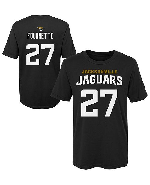 Outerstuff Leonard Fournette Jacksonville Jaguars Mainliner Player T-Shirt, Little Boys (4-7)