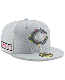 New Era Chicago Bears Crucial Catch 59FIFTY FITTED Cap