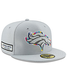 New Era Denver Broncos Crucial Catch 59FIFTY FITTED Cap